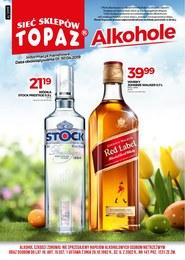 Gazetka promocyjna Topaz - Alkohole - ważna do 30-04-2019