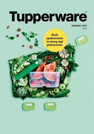 Gazetka promocyjna Tupperware - Katalog wiosna/lato 2019