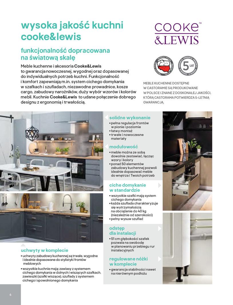 Gazetka: Kuchnie kolekcje 2019 - strona 6