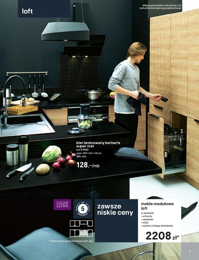 Gazetka: Kuchnie kolekcje 2019 - strona 9
