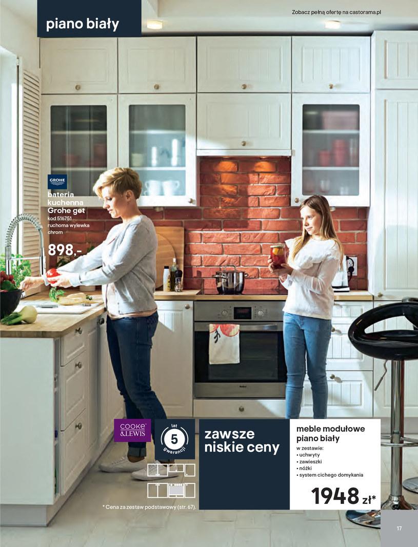 Gazetka: Kuchnie kolekcje 2019 - strona 17