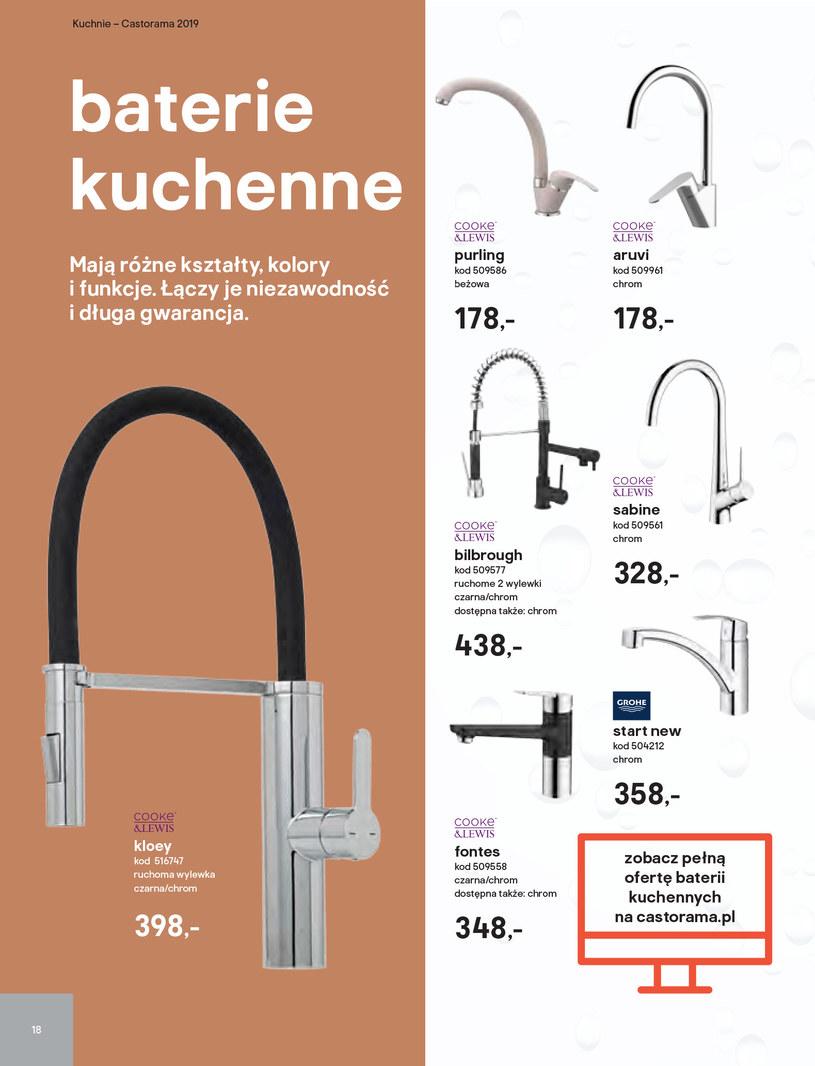 Gazetka: Kuchnie kolekcje 2019 - strona 18