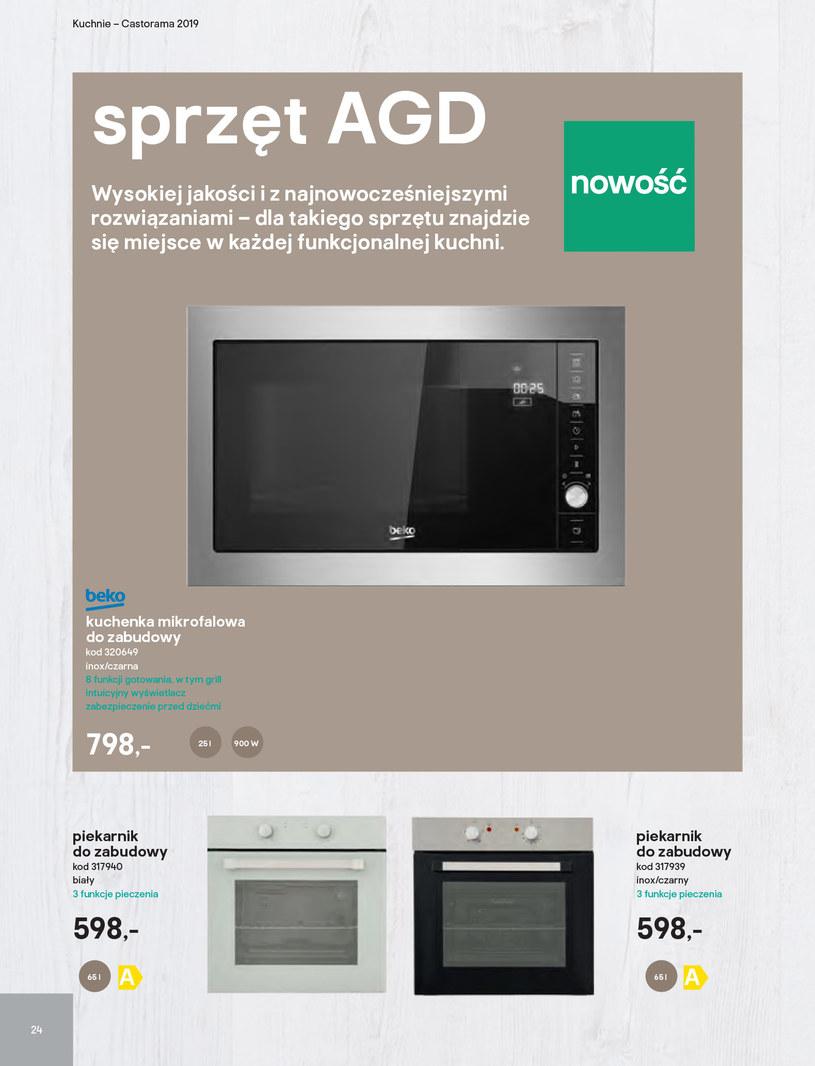 Gazetka: Kuchnie kolekcje 2019 - strona 24