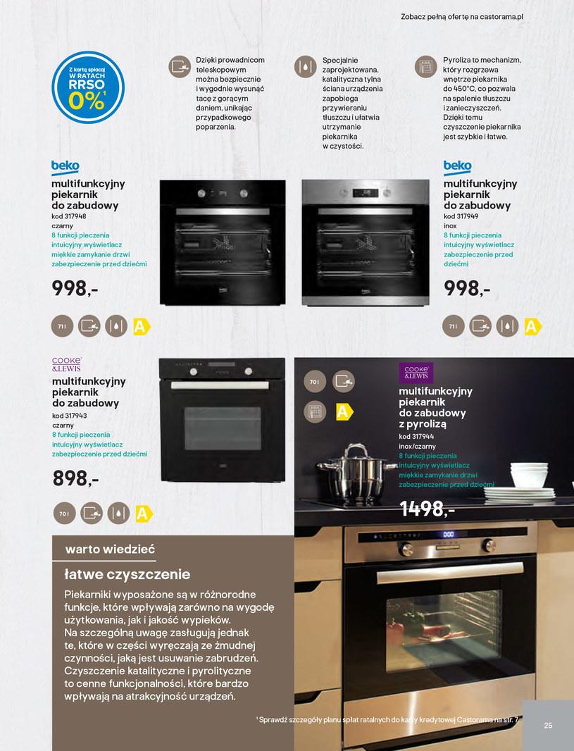 Gazetka: Kuchnie kolekcje 2019 - strona 25