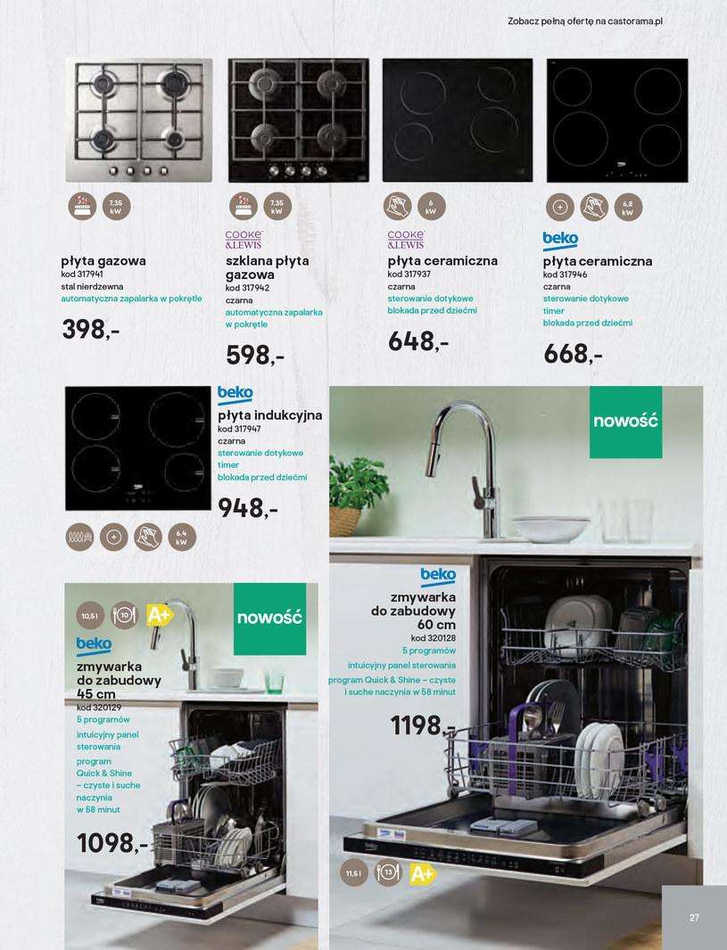 Gazetka: Kuchnie kolekcje 2019 - strona 27