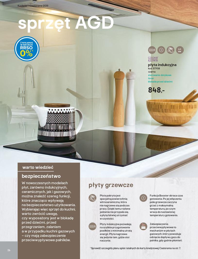 Gazetka: Kuchnie kolekcje 2019 - strona 26