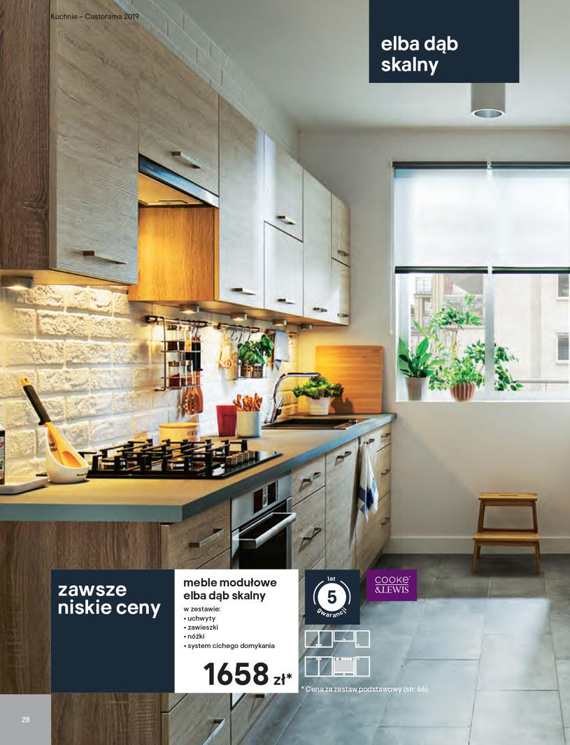 Gazetka: Kuchnie kolekcje 2019 - strona 28