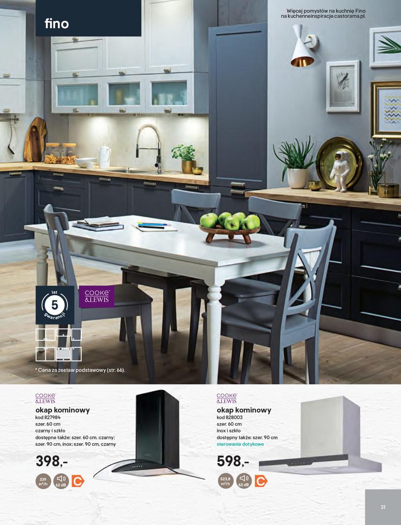 Gazetka: Kuchnie kolekcje 2019 - strona 31