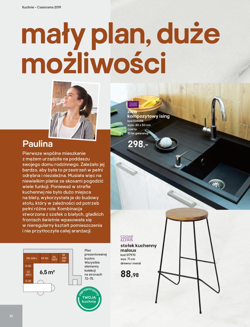 Gazetka: Kuchnie kolekcje 2019 - strona 36