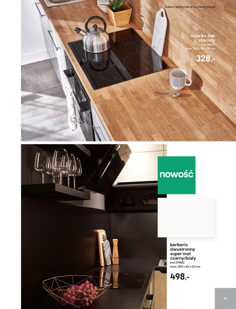 Gazetka: Kuchnie kolekcje 2019 - strona 45