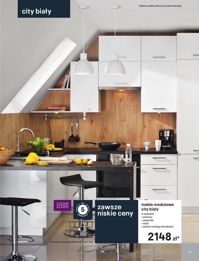 Gazetka: Kuchnie kolekcje 2019 - strona 37