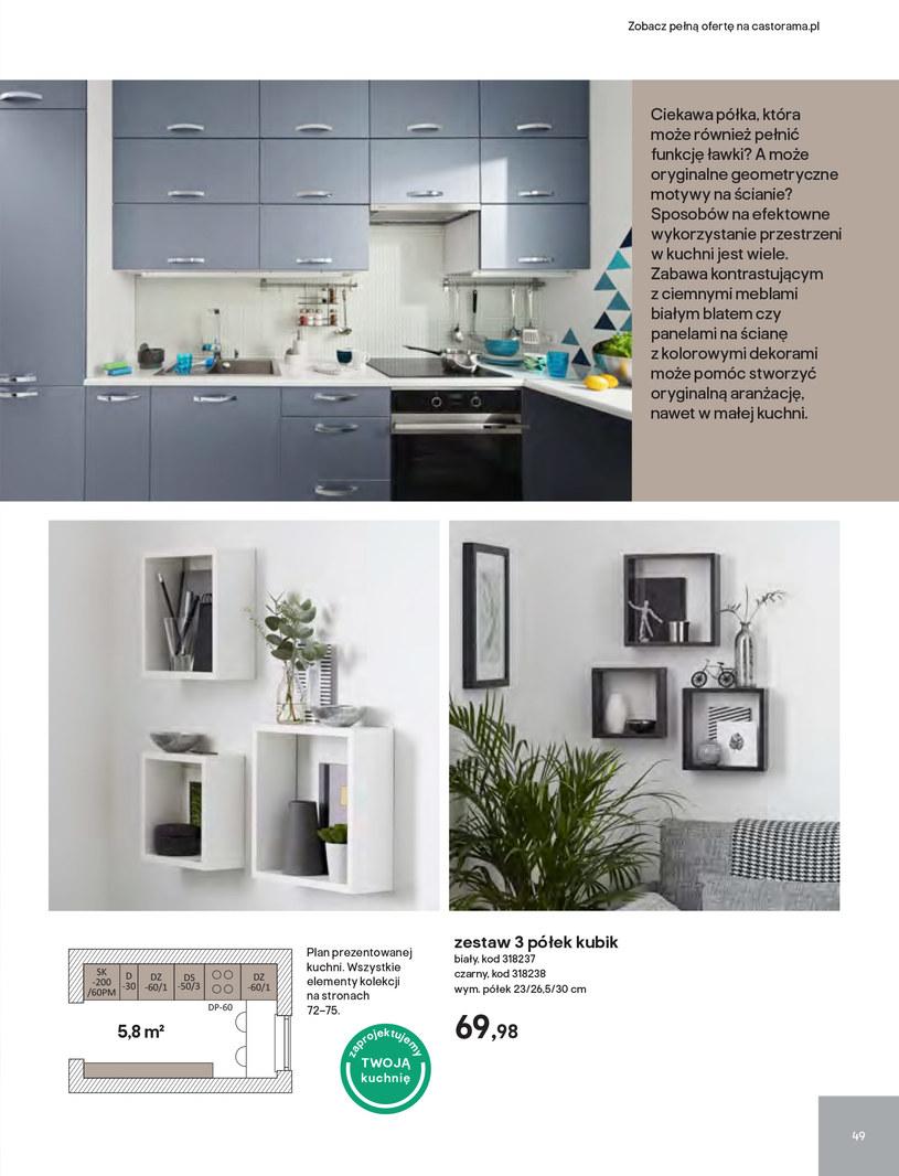 Gazetka: Kuchnie kolekcje 2019 - strona 49