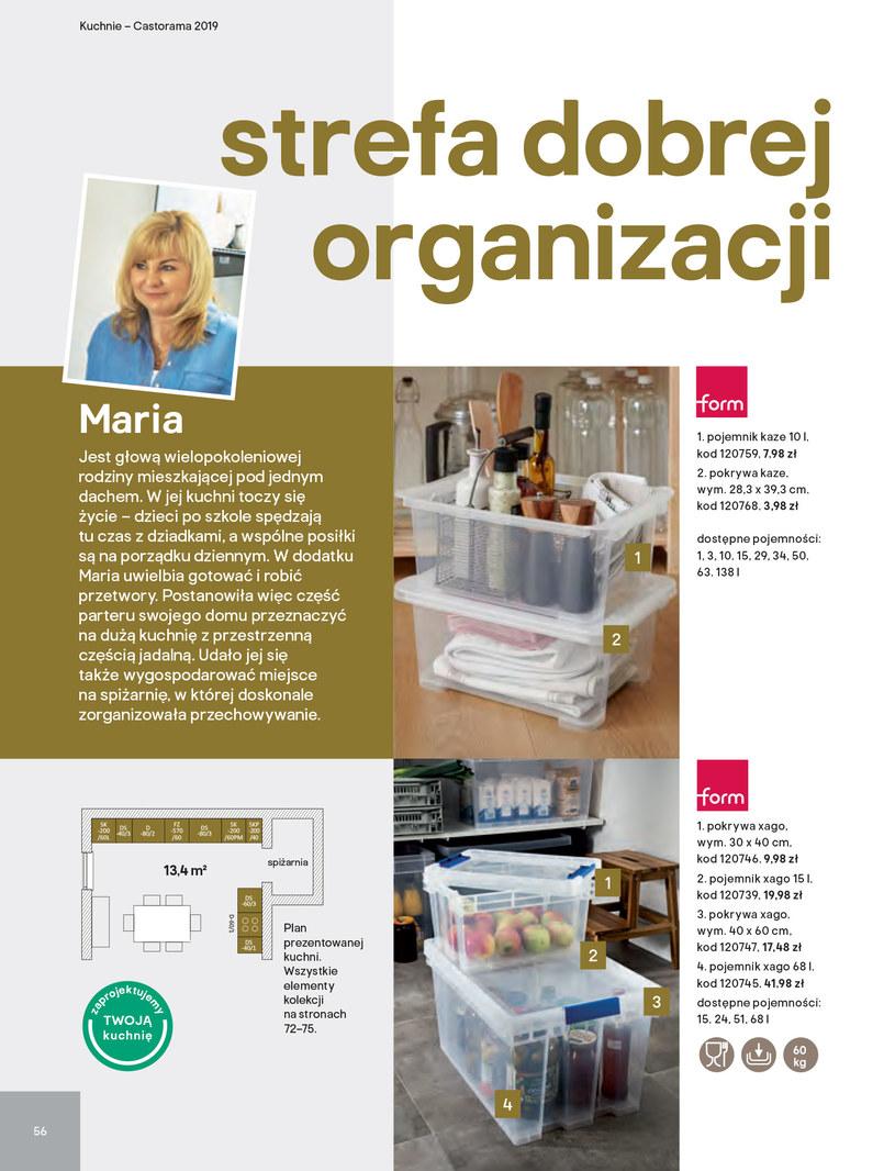 Gazetka: Kuchnie kolekcje 2019 - strona 56