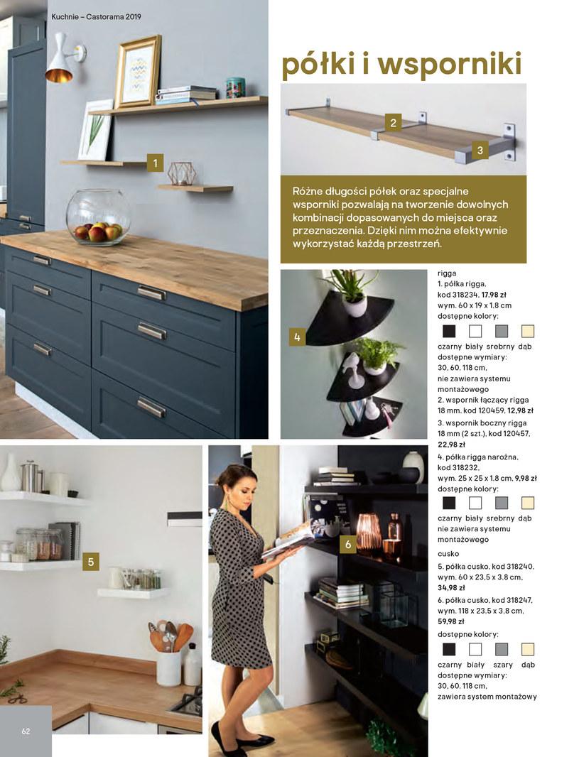 Gazetka: Kuchnie kolekcje 2019 - strona 62
