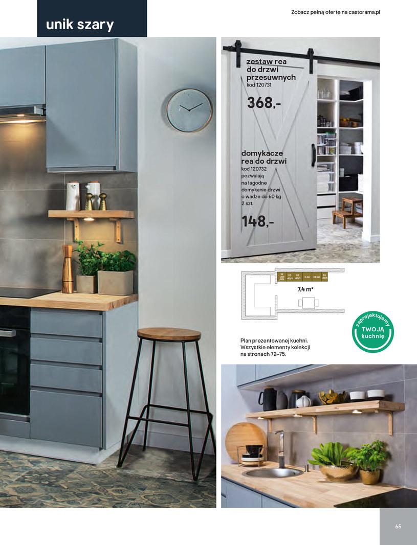 Gazetka: Kuchnie kolekcje 2019 - strona 65