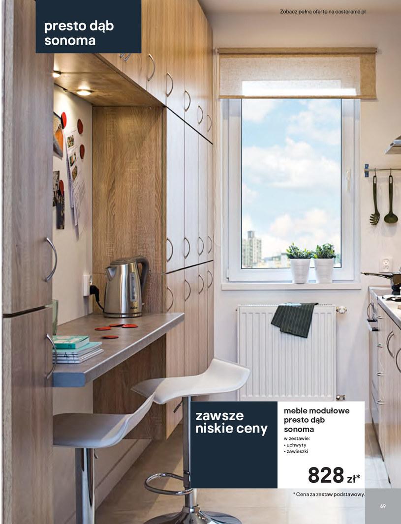 Gazetka: Kuchnie kolekcje 2019 - strona 69