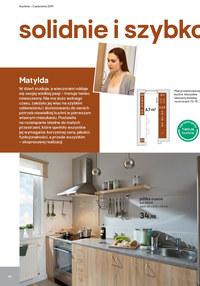 Gazetka promocyjna Castorama - Kuchnie kolekcje 2019