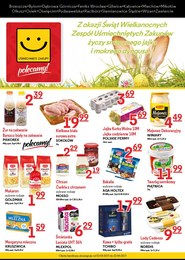 Gazetka promocyjna Uśmiechnięte zakupy - Gazetka promocyjna - ważna do 22-04-2019