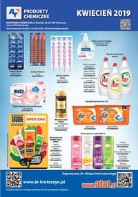 Gazetka promocyjna At - Produkty chemiczne - ważna do 30-04-2019