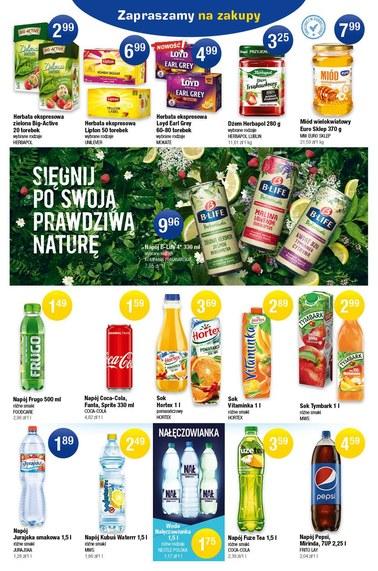 Gazetka promocyjna Euro Sklep, ważna od 04.04.2019 do 20.04.2019.