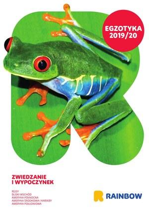 Gazetka promocyjna Rainbow Tours, ważna od 04.04.2019 do 31.12.2019.