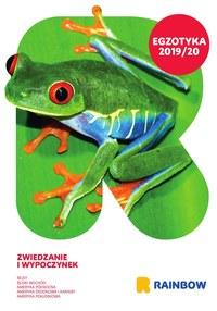 Gazetka promocyjna Rainbow Tours - Egzotyka 2019/20 - Ameryka - ważna do 31-12-2019