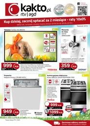 Gazetka promocyjna Kakto.pl - Gazetka promocyjna - ważna do 30-04-2019