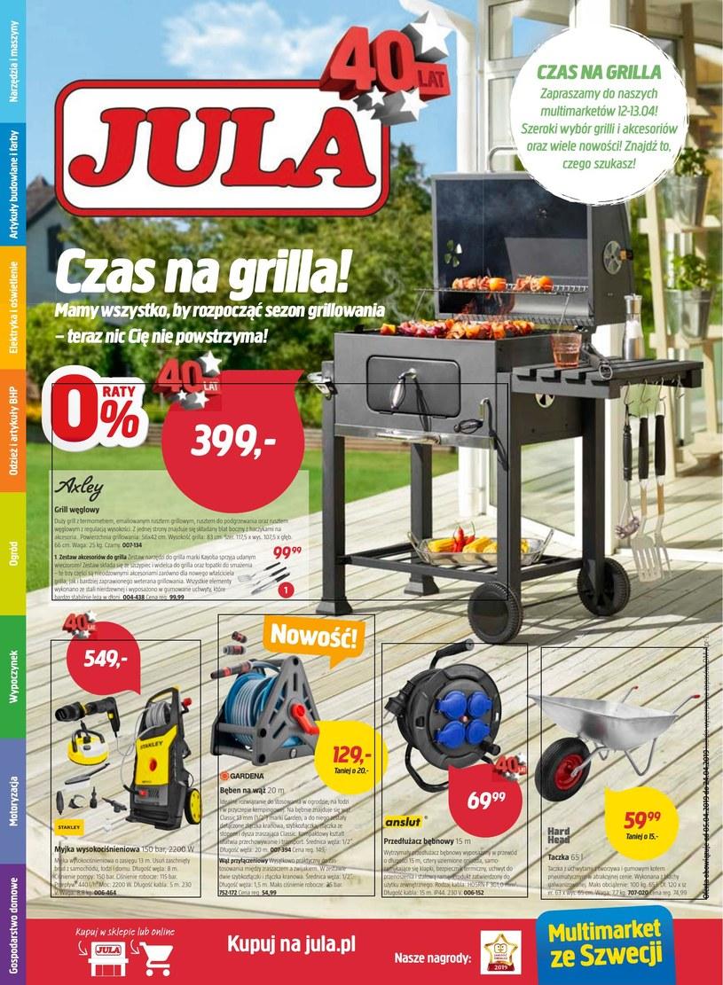 Gazetka promocyjna Jula - wygasła 1 dni temu