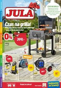 Gazetka promocyjna Jula - Czas na grilla - ważna do 24-04-2019