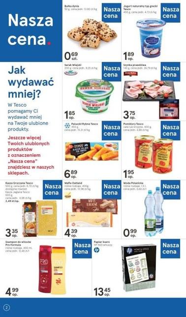 Gazetka promocyjna Tesco, ważna od 11.04.2019 do 20.04.2019.