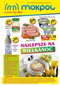 Gazetka promocyjna Mokpol - Najlepsze na Wielkanoc  - ważna do 20-04-2019