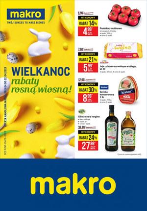 Gazetka promocyjna Makro Cash&Carry - Rabaty rosną wiosną!