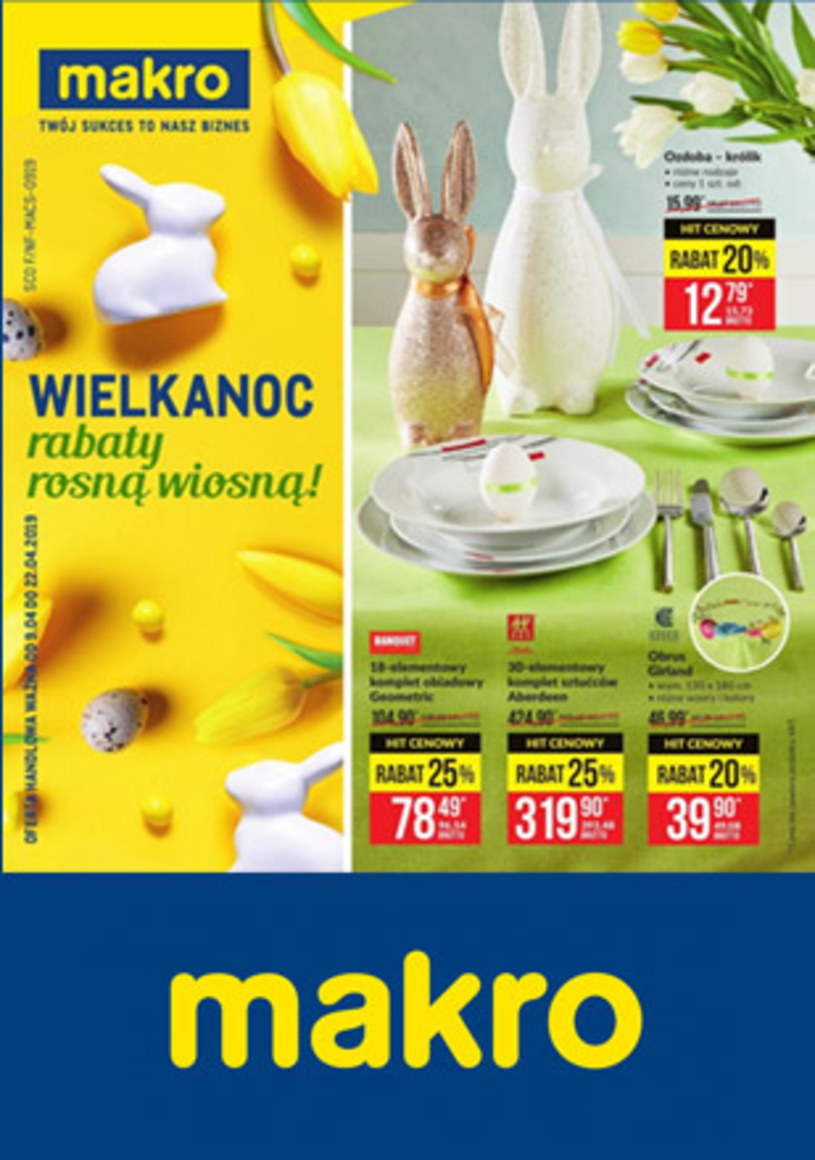 Makro Cash&Carry: 9 gazetki