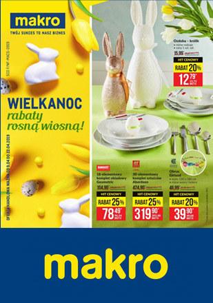 Gazetka promocyjna Makro Cash&Carry, ważna od 09.04.2019 do 22.04.2019.