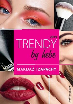 Gazetka promocyjna Hebe - Trendy by Hebe