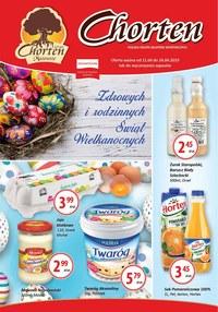 Gazetka promocyjna Chorten - Gazetka promocyjna - ważna do 24-04-2019