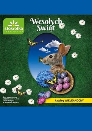 Gazetka promocyjna Stokrotka, ważna od 11.04.2019 do 24.04.2019.