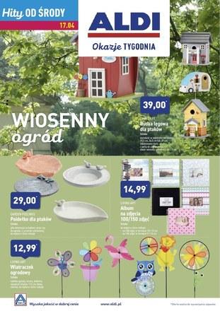Gazetka promocyjna Aldi, ważna od 17.04.2019 do 20.04.2019.