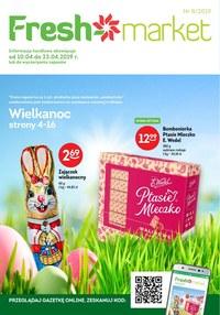 Gazetka promocyjna Freshmarket - Gazetka promocyjna - ważna do 23-04-2019