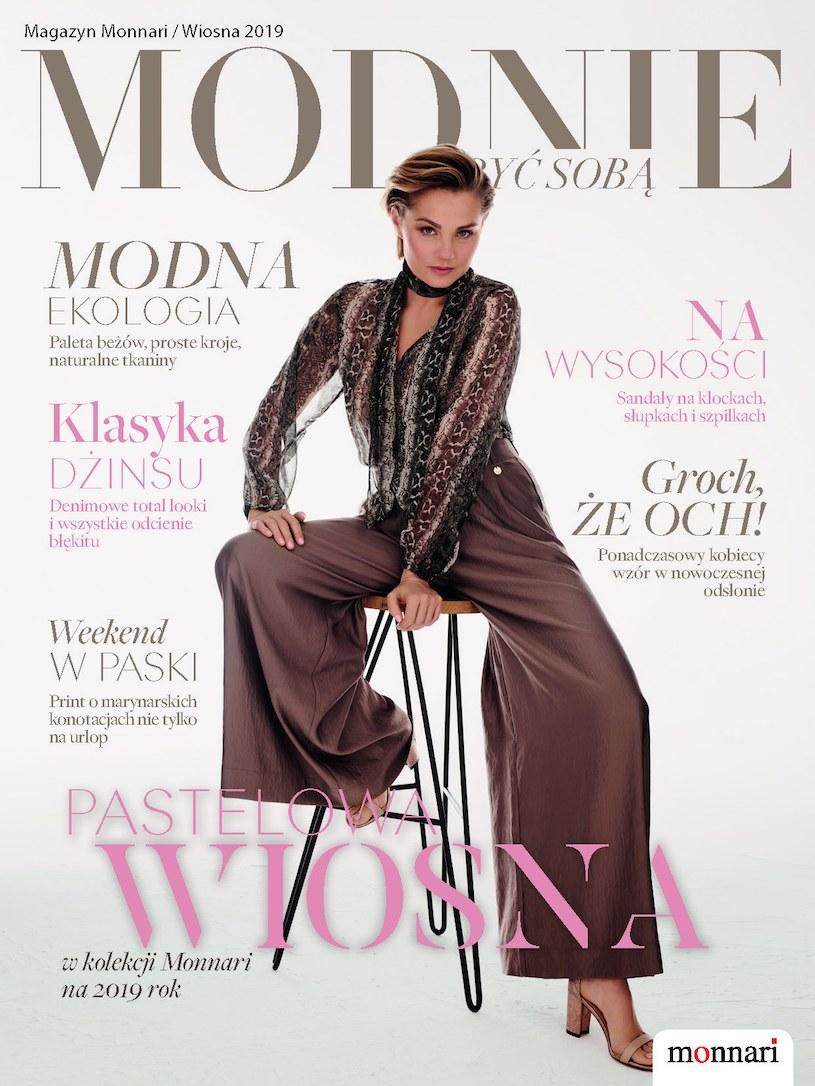 Gazetka promocyjna Monnari - ważna od 10. 04. 2019 do 31. 08. 2019