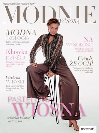 Gazetka promocyjna Monnari, ważna od 10.04.2019 do 31.08.2019.
