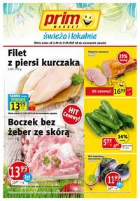 Gazetka promocyjna Prim Market - Gazetka promocyjna - ważna do 17-04-2019