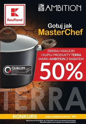 Gazetka promocyjna Kaufland - Gotuj jak MasterChef