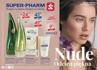 Gazetka promocyjna Super-Pharm, ważna od 11.04.2019 do 24.04.2019.