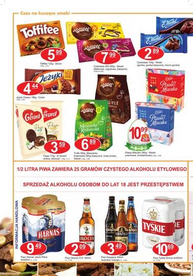 Gazetka promocyjna Hitpol, ważna od 12.04.2019 do 21.04.2019.