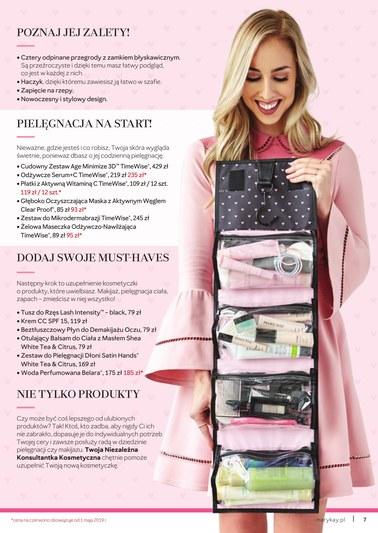 Gazetka promocyjna Mary Kay, ważna od 11.04.2019 do 30.06.2019.