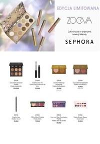 Gazetka promocyjna Sephora - Edycja limitowana Zoeva - ważna do 30-04-2019