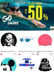 Gazetka promocyjna GO Sport - Go swim! - ważna do 30-04-2019