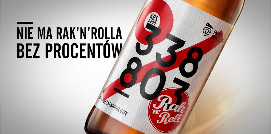 Piwo KRS 0000 338 803 po raz kolejny wspiera kampanię fundacji Rak'n'Roll!
