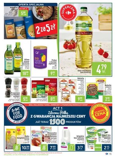 Gazetka promocyjna Carrefour, ważna od 15.04.2019 do 20.04.2019.